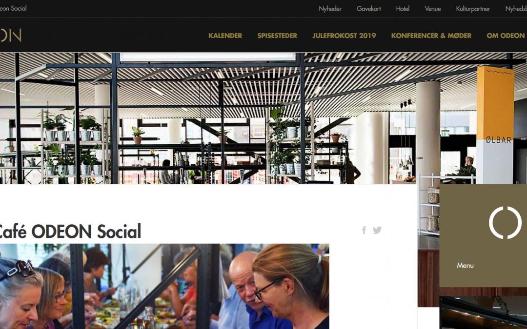 Cafe ODEON Social
