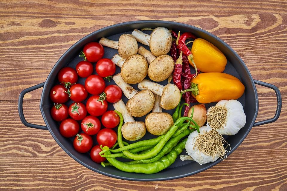 Hold på smag og vitaminer, når du laver mad