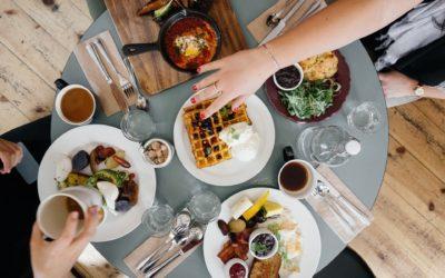 Få masser af lækker kvalitets mad når du er på ferie