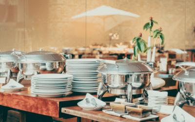 Nem og lækker frokost til Københavnske ansatte