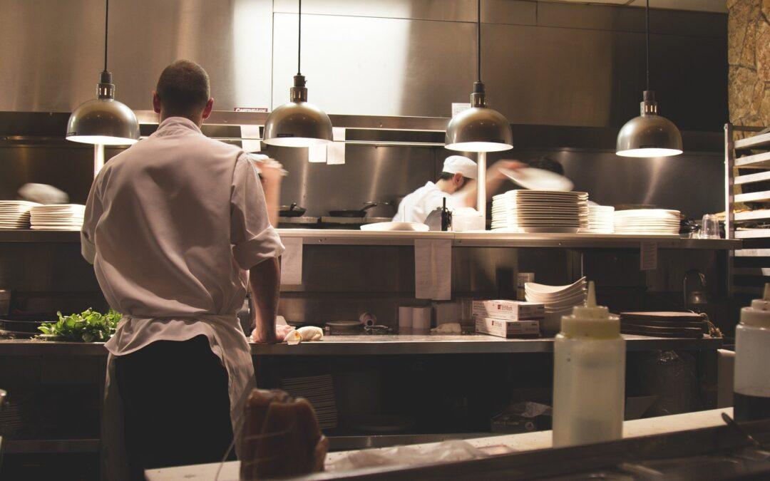 Sådan får du åbnet din egen restaurant