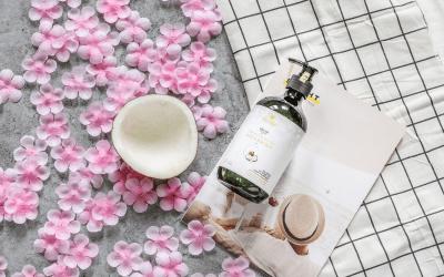 Lækre shampoobar i høj kvalitet