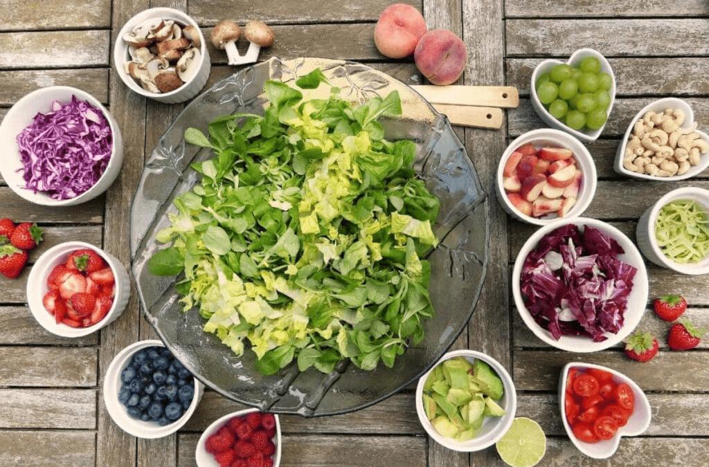 Spis god mad hvor end du er