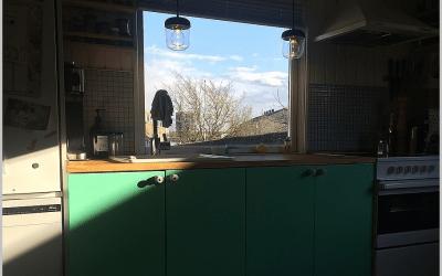 Danske familier investerer i nyt køkken