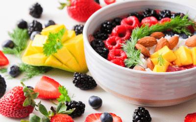 Bliv mere fit med den rigtige kost