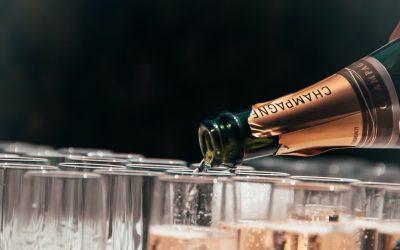 Køb champagne til din næste fest
