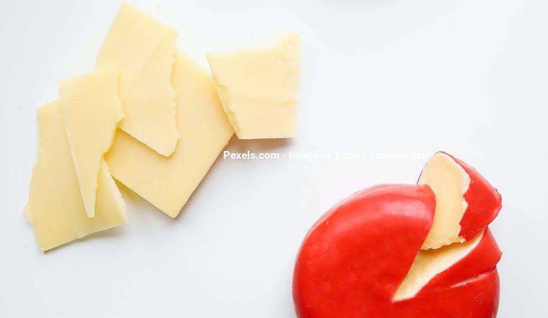 Et ostebord leveret til din dør hver måned.